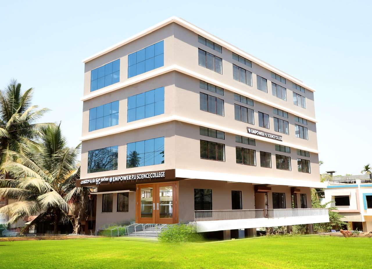 EMPOWER PU SCIENCE COLLEGE  | PU SCIENCE